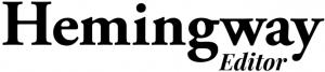 Hemingway Editor banner (Sean Catt links)